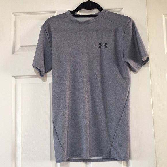 Under Armour Tops - Gray Under Armour Compression Shirt